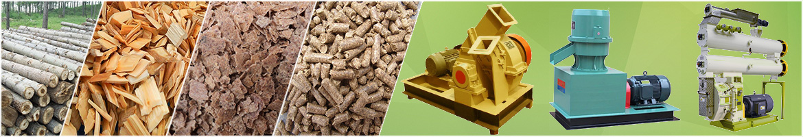 Pellet mill and Wood machinery