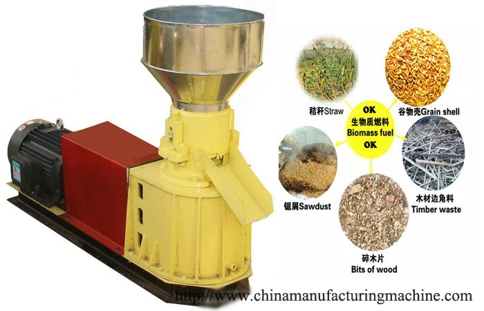 Small home used wood pellet mills for sale