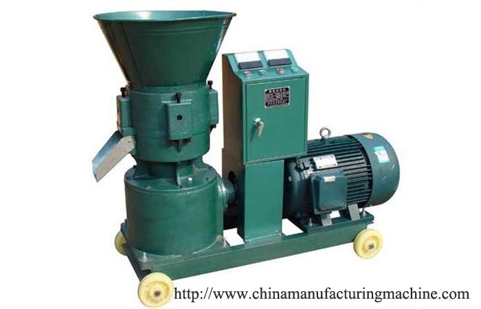 What is the advantages of flat die pellet mills ?