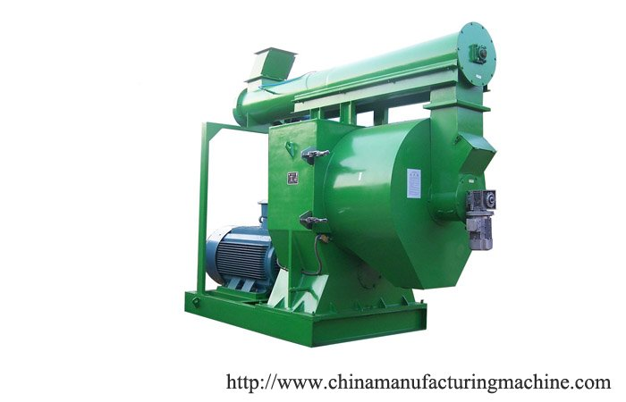 Introduction of our DY series small pellet mill