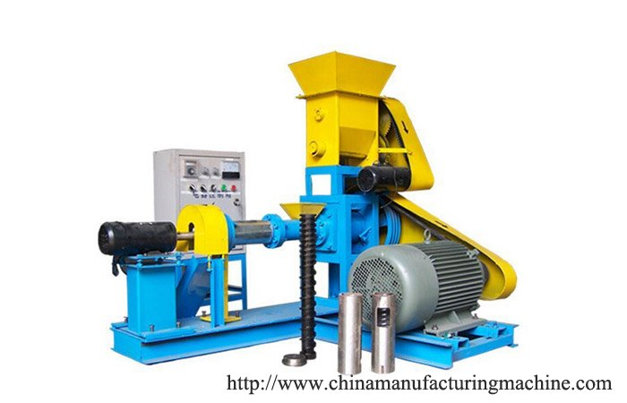 What Is Fish feed processing extruder ?