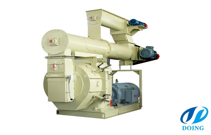 Role of Wood Pellet Mill for Waste Recycle
