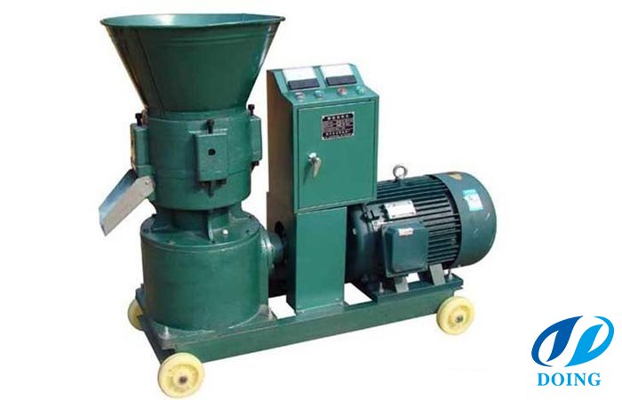 How to make a homemade wood pellet mill machine plans ?