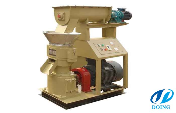 Build a pellet mill machine at home