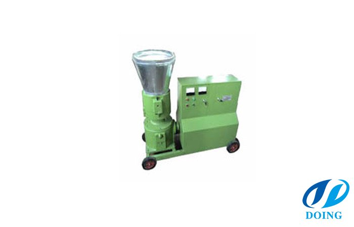 DY series flat die feed pellet mill