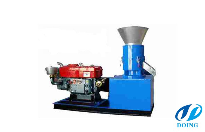 Why our diesel pellet machine suitable for you ?