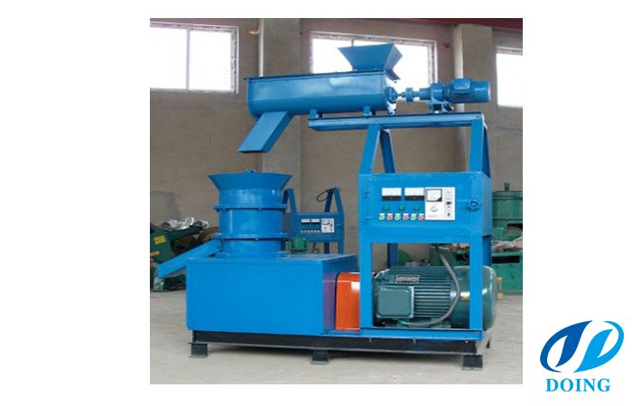 Who can use flat die pellet machine to make wood pellets?