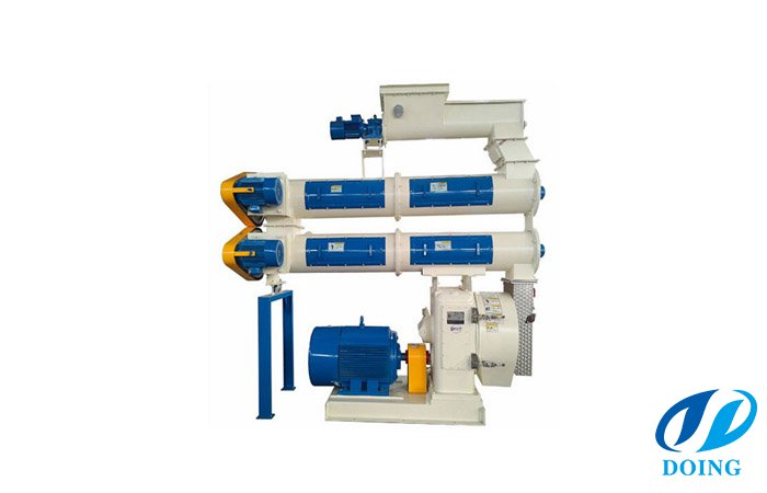 Ring die feed pellet making machine for sale