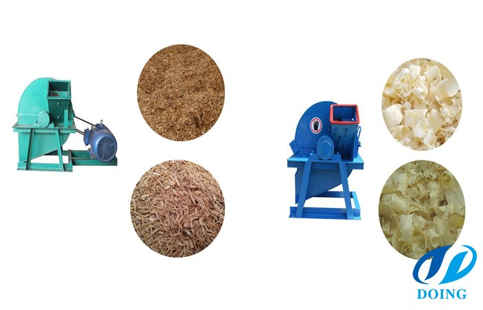 Automatic wood chips making machine for sale