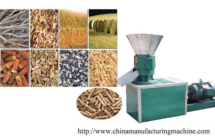 Efficient Small Scale Pellet Mill Pellet Mill Product