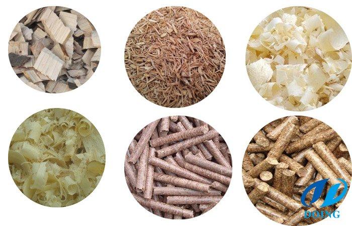 How to make wood pellets faq